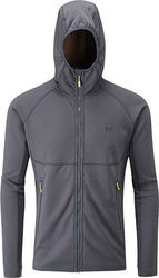 Rab Fleece Focus Hoody Jacket QFA-96