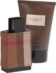 Burberry London Men Eau de Toilette 30ml & Shower Gel 50ml
