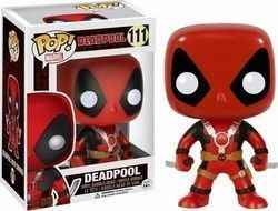 Pop! Marvel: Deadpool Two Swords #111 (2 swords)