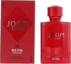 Joop Homme Red King Limited Edition Eau de Toilette 125ml