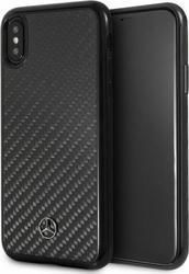 Mercedes Dynamic Carbon Fiber Hard Μαύρο (iPhone X/Xs)