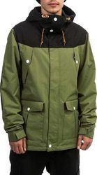 WEARCOLOUR CHARGE SNOW JACKET LODEN