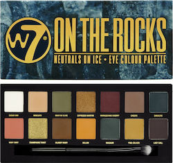 W7 Cosmetics On The Rocks