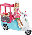 Mattel Barbie Bistro Cart