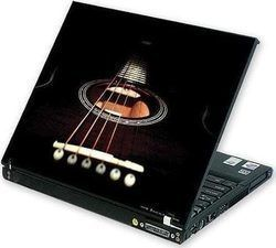 H-701 Laptop Skin Guitar