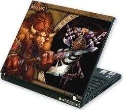 H-751 Laptop Skin Monster