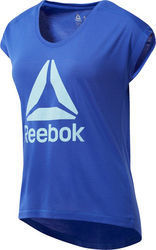 Reebok Workout Ready Supremium 2.0 Big Logo Tee CE1177