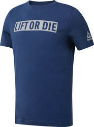 Reebok Lift Or Die' Tee CF3891