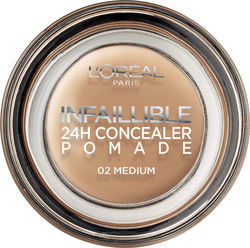 L'Oreal Paris Infaillible Concealer Pomade 02 Medium 15gr