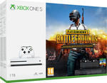 Microsoft Xbox One S 1TB & Playerunkown's Battlegrounds