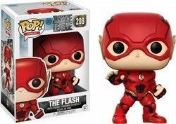 Pop! Heroes Justice League The Flash 208
