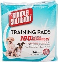 SIMPLE SOLUTION PUPPY TRAIN.PADS ΠΑΝΕΣ ΓΙΑ ΚΟΥΤΑΒΙΑ 14 TMΧ.