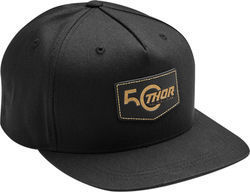 Καπέλο Thor 50TH Anniversary S8 Snapback Hat Black Gold