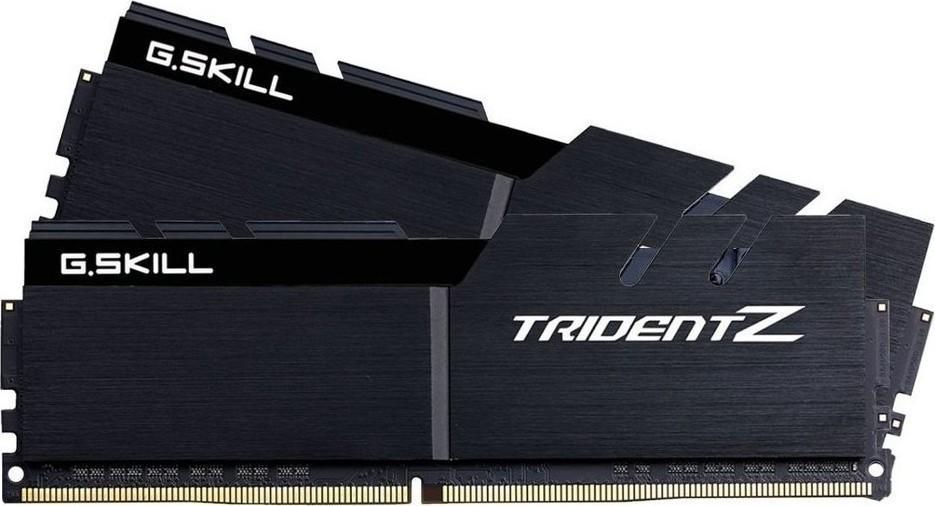 G Skill Trident Z 32GB DDR4-4000MHz (F4-4000C19D-32GTZKK)