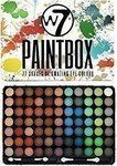 "W7 Cosmetics Paintbox 77 Piece Eyeshadow Palette ""New Edition"""