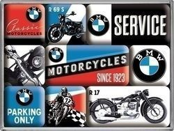 Nostalgic Art S/9 BMW Motorcycles 83077