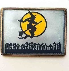 K Signs Halloween Witch KM-86169