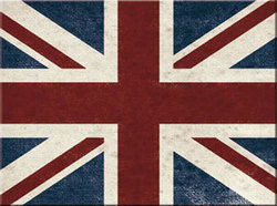 Nostalgic Art United Kingdom Union Jack