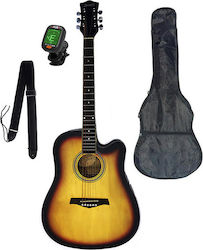 Daniel CF-4001C Sunburst Set