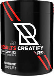 Results Nutrition Creatify RS 300gr Blue Blast