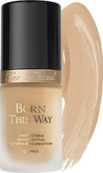 Too Faced Born This Way Fond De Teint Warm Nude 30ml