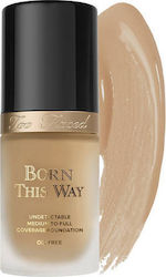 Too Faced Born This Way Fond De Teint Warm Beige 30ml