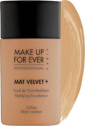 Make Up For Ever Mat Velvet Matifying Foundation 55 Neutral Beige 30ml