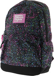 Superdry W D5 Print Edition Montana Accessories G91008NQF1-PJ1 Black