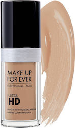 Make Up For Ever Ultra HD Foundation Y405 Miel Dore 30ml
