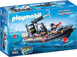 Playmobil City Action: SWAT Boat