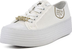 Γυναικεία Sneakers Juicy Zandra (JB158 White)