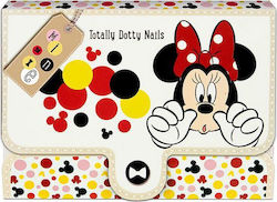 Markwins International Minnie Mouse Totally Dotty Nail Polish Beauty Set