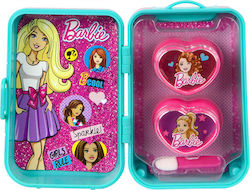Markwins International Barbie Fab Mini Trolley Lip Set
