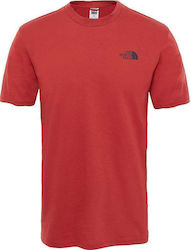 The North Face Simple Dome Tee T92TX5ZBN