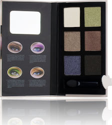 Profusion Cosmetics Runway Glamour Palette Silver Moon