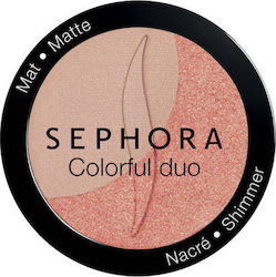 Sephora Collection Colorful Duo Fards A Paupieres 07 Lucky Sevens