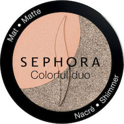Sephora Collection Colorful Duo Fards A Paupieres 21 Poker Face
