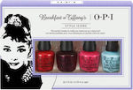 OPI Collection Breafast At Tiffany's Kit
