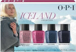 OPI Collection Iceland Mini Kit
