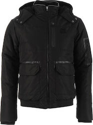 Everlast Heavy Bomber Jacket 606219 Black