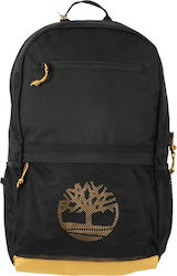 Timberland Zip Top Backpack CA1CLA001 Black