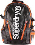 Superdry Sonic Tarp M91011DQ-13A Black / Orange