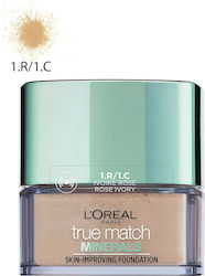 L'Oreal Paris True Match Minerals Powder Foundation 1.R/1.C Rose Ivory 10gr