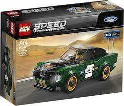 Lego Speed Champions: 1968 Ford Mustang Fastback 75884
