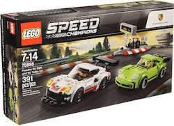 Lego Speed Champions: Porsche 911 RSR and 911 Turbo 3.0 75888
