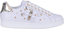 TRUSSARDI SNEAKERS 79A00132-WHITE