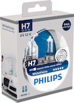 Philips H7 WhiteVision 12V 2τμχ