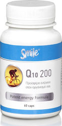 AM Health Smile Q10 200mg 60 κάψουλες