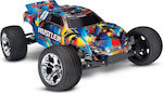 Traxxas Rustler 2WD 1:10 RTR TQ w/o Battery + & Charger TRX37054-4