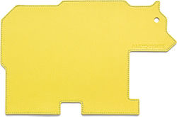 Alexquisite MousePad Bear Yellow